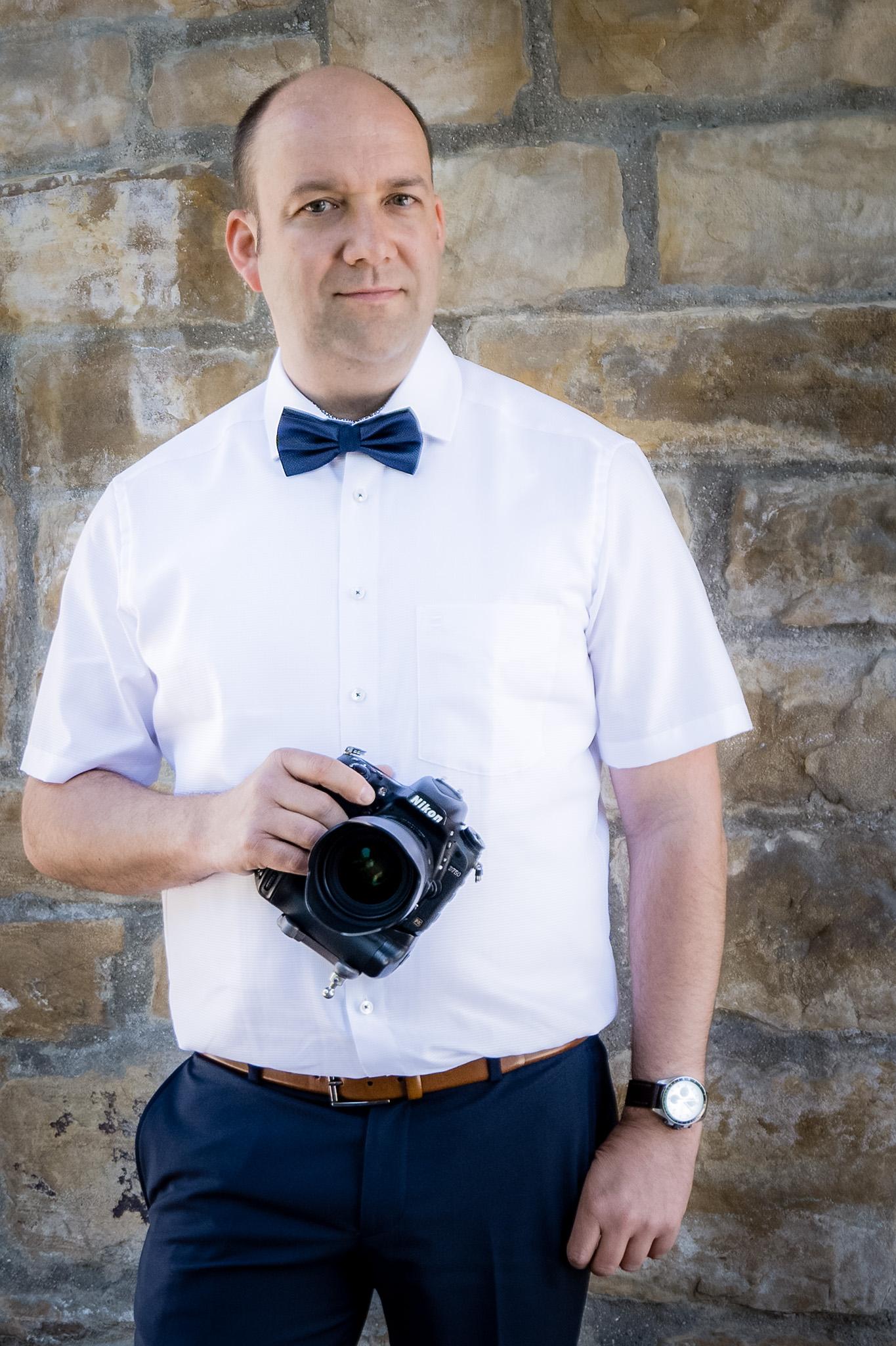 Markus Ott Hochzeitsfotograf aus Karlsruhe