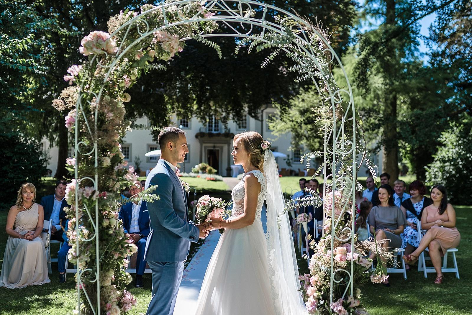 Hochzeit Im Wald Und Schlosshotel Friedrichsruhe 34 Hochzeits Und