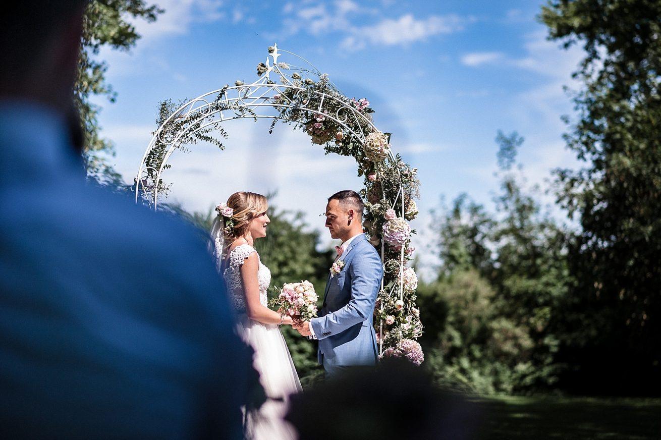 Elegante Hochzeit Im Wald Und Schlosshotel Friedrichsruhe