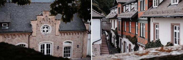 Schloss Eberstein Innenhof