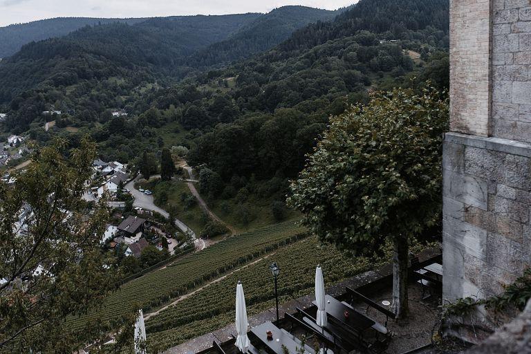 Schloss Eberstein Gernsbach