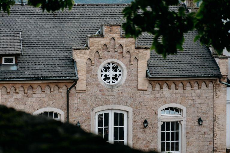 Gebäude des Schloss Eberstein
